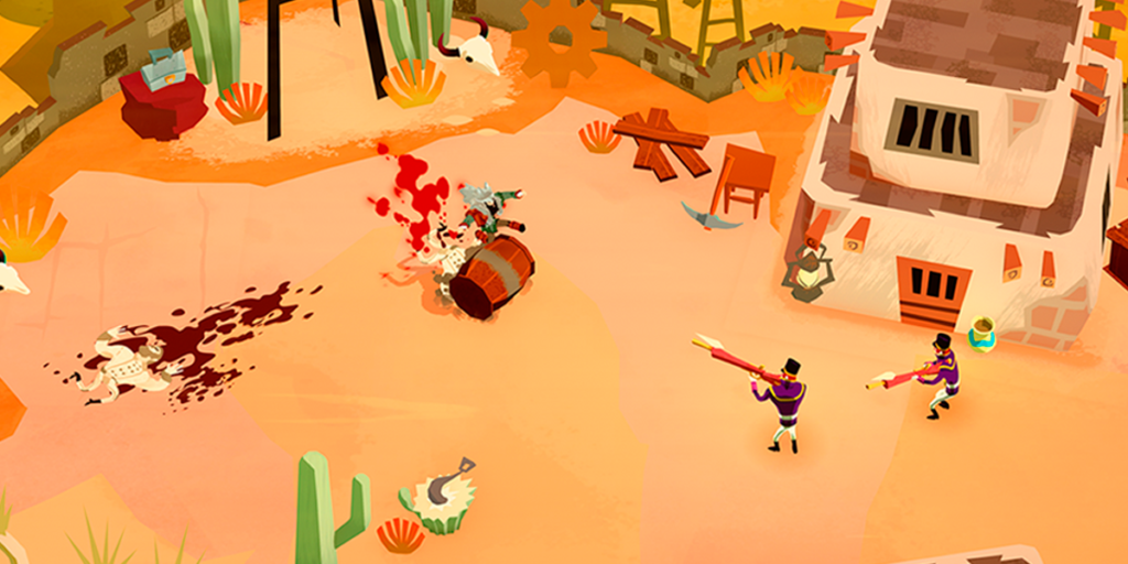 Bloodroots Combines Chaos, Creativity, and Carrots into Something Special - Screenshot 3
