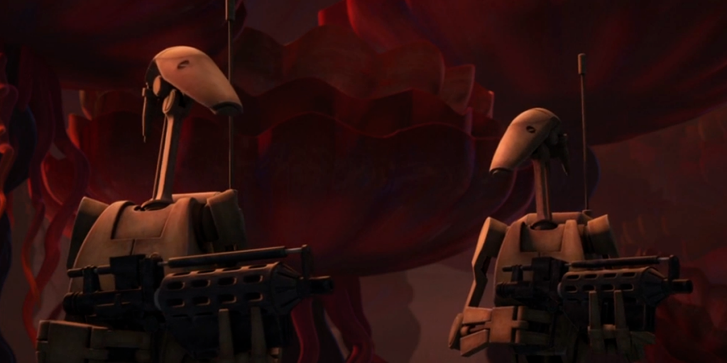 Clone Wars Season 7's Best Easter Eggs, References and Cameos - Droids