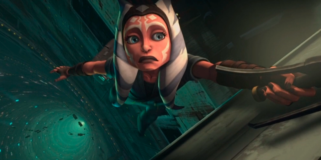 Clone Wars Season 7's Best Easter Eggs, References and Cameos - Ahsoka 1313