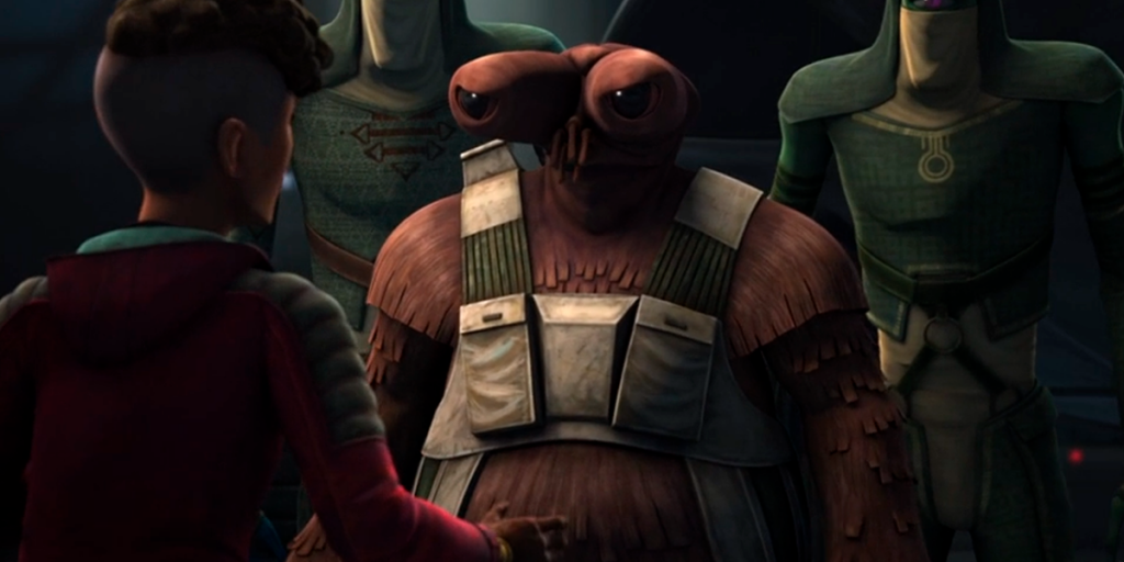 Clone Wars Season 7's Best Easter Eggs, References and Cameos - Pintu
