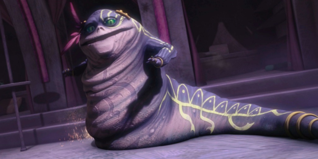 Clone Wars Season 7's Best Easter Eggs, References and Cameos - Ziro the Hutt