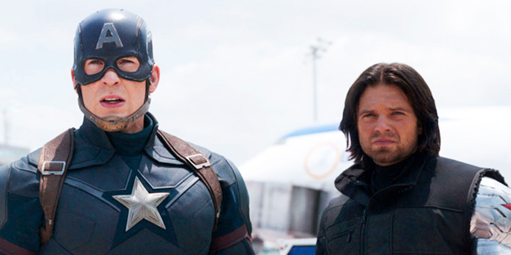 Winter Soldier: The Biggest Differences Between the Comics and the Movie - Bucky and Cap