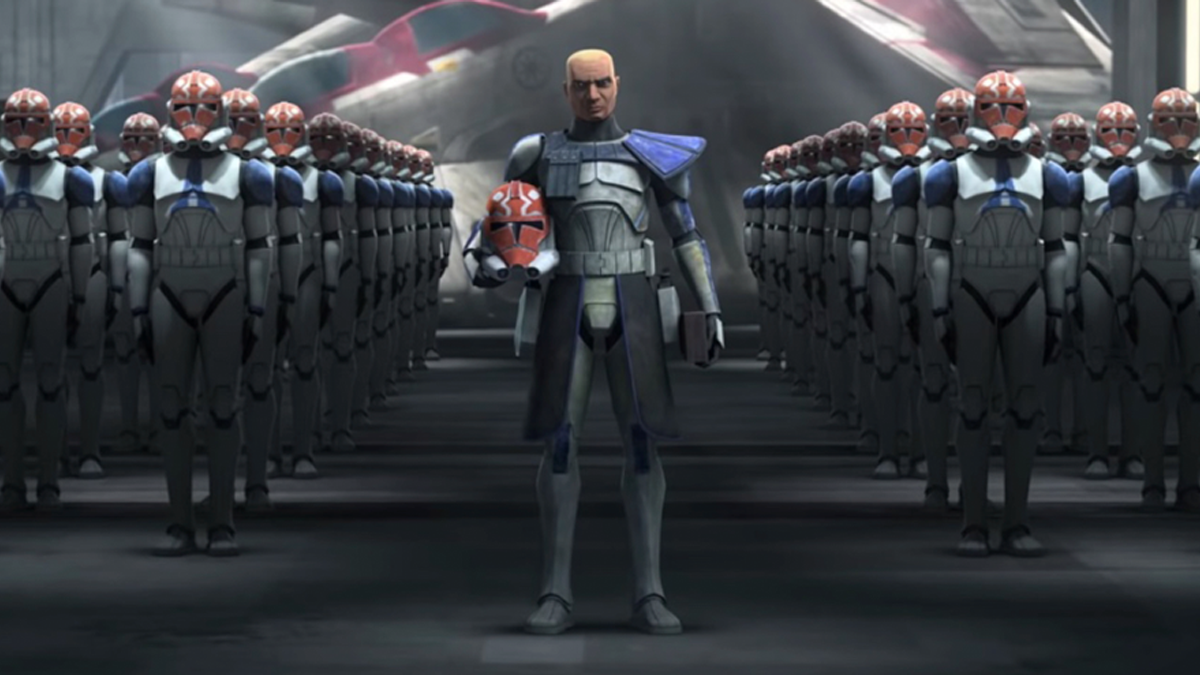 Clone Wars Season 7 - Ahsoka's 501st