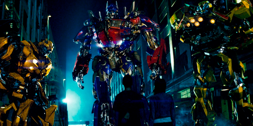 In A Brief-ish History of Transformers -Transformers 2007