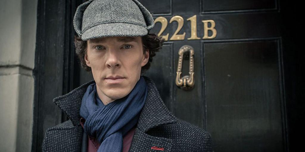 Sherlock: Ten Years Later - Cumberbatch 1