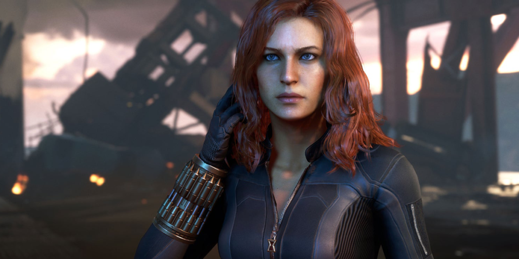 Marvel's Avengers Beta First Impressions - Black Widow