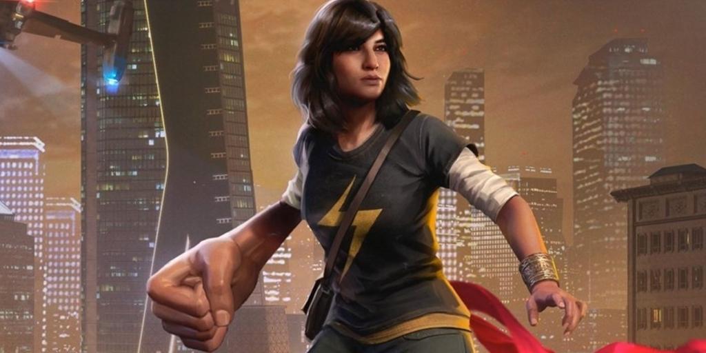 Marvel's Avengers Review - Kamala Khan