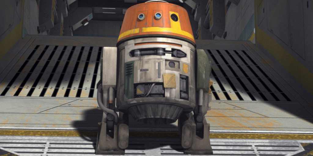 Star Wars Squadrons Easter Eggs, References and Cameos- Chopper