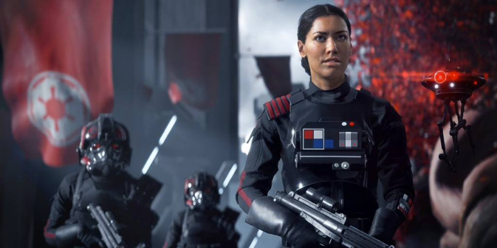 Star Wars Squadrons Easter Eggs, References and Cameos - Iden Versio