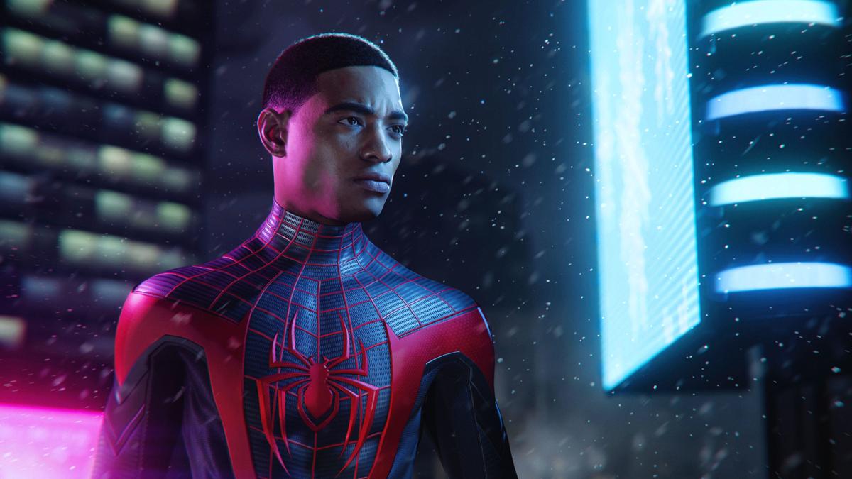 Spider-Man: Miles Morales - Miles Unmasked