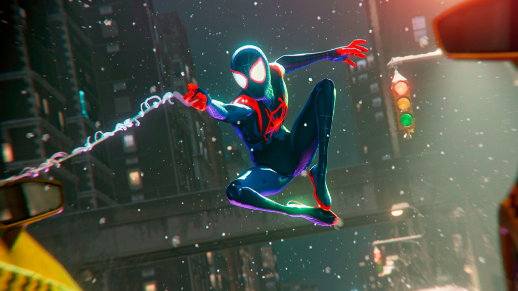 Spider-Man: Miles Morales Review - Spider-Verse Suit