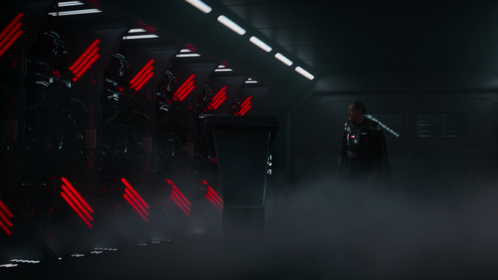 The Mandalorian Season 2 Easter Eggs, References, and Cameos - Dark Troopers