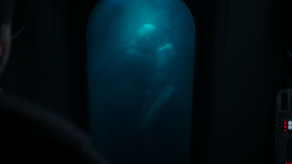 The Mandalorian Season 2 Easter Eggs, References, and Cameos - Snoke