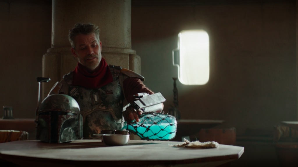The Mandalorian Season 2 Easter Eggs, References, and Cameos - Blue Drink