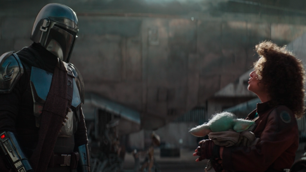 The Mandalorian Season 2 Easter Eggs, References, and Cameos - Familiar Phrases