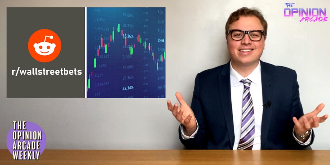 Reddit vs. the Stock Market Explained - Social Cover