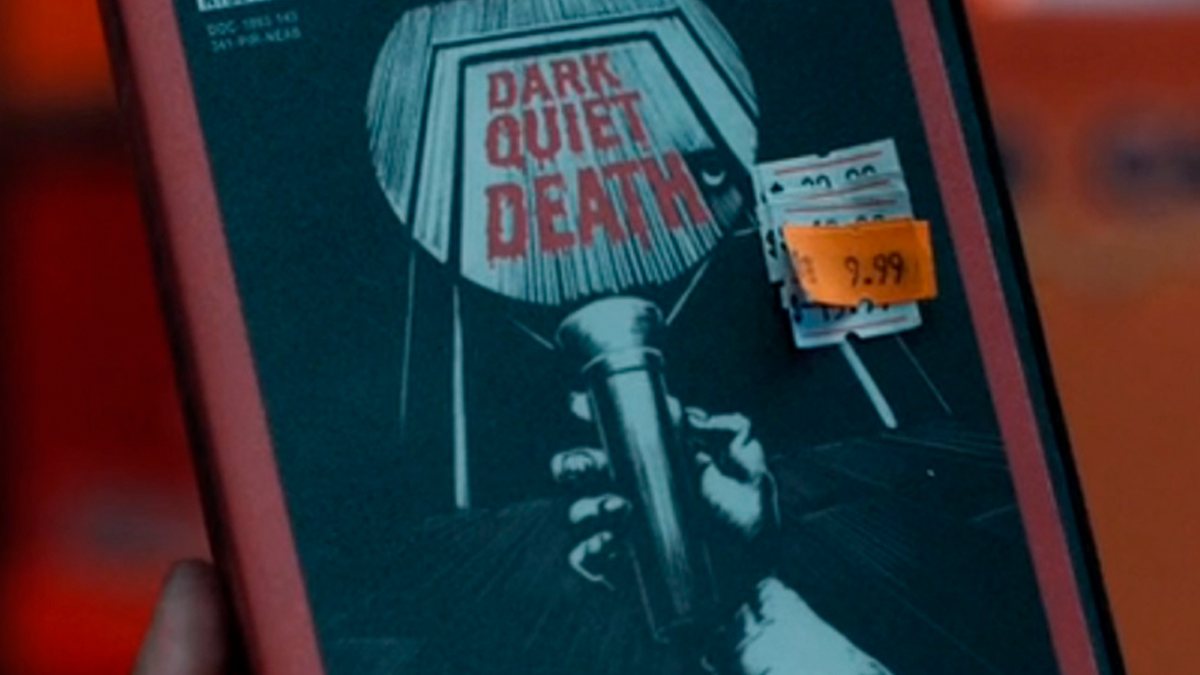 A Dark Quiet Death - Game Cover
