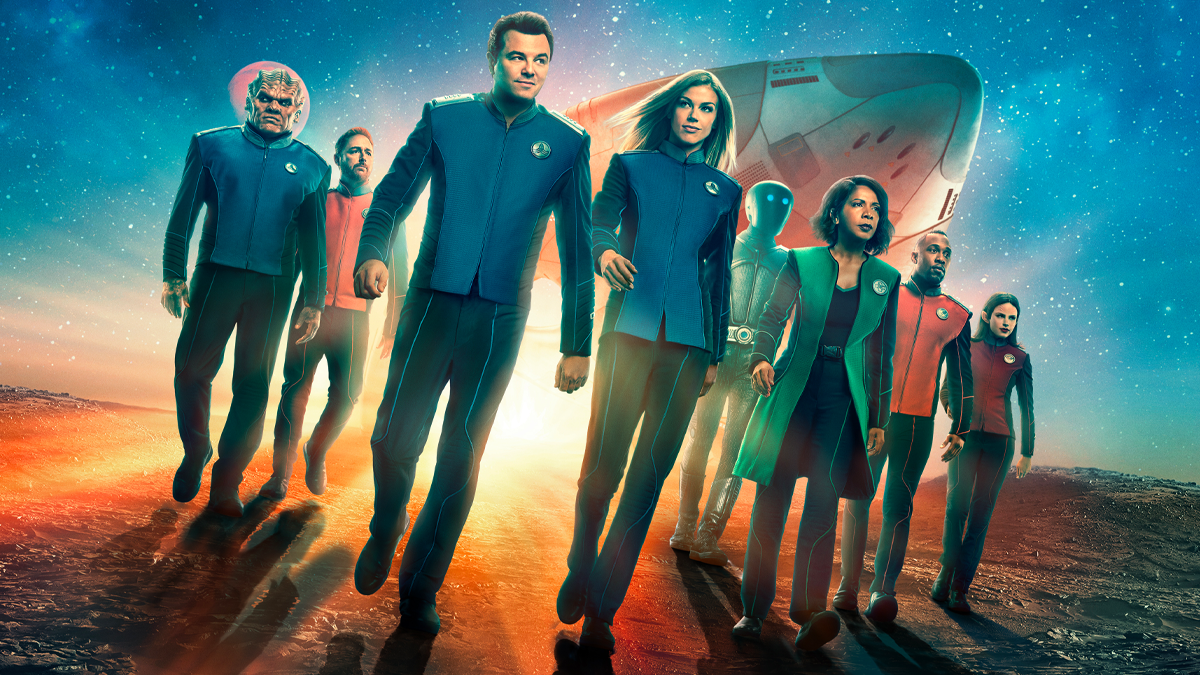 The Orville - Team Poster