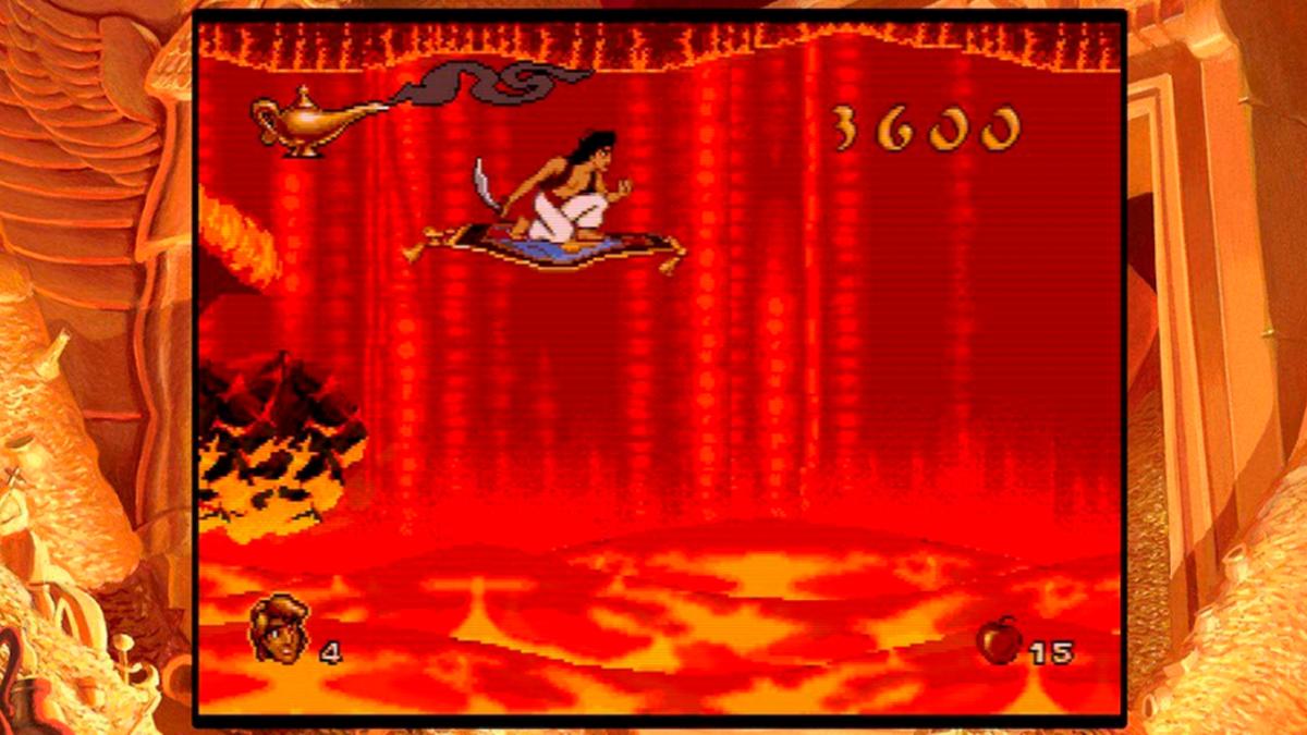 Aladdin and The Lion King - Aladdin 1