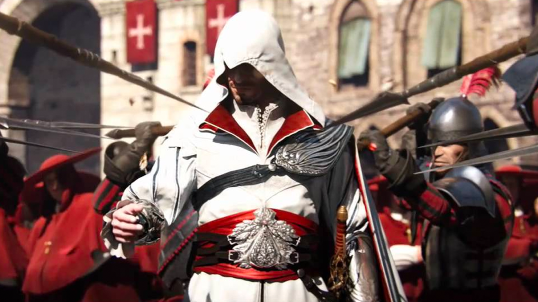 Assassin's Creed Cinematic Site Cover