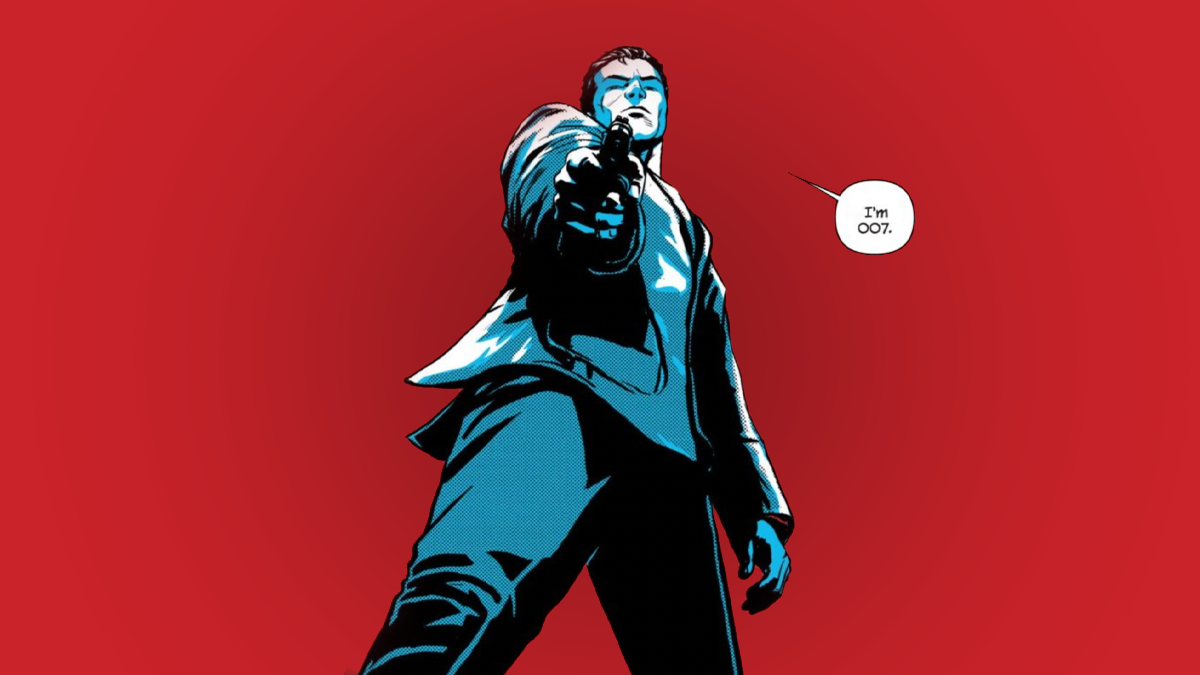 James Bond - I'm 007