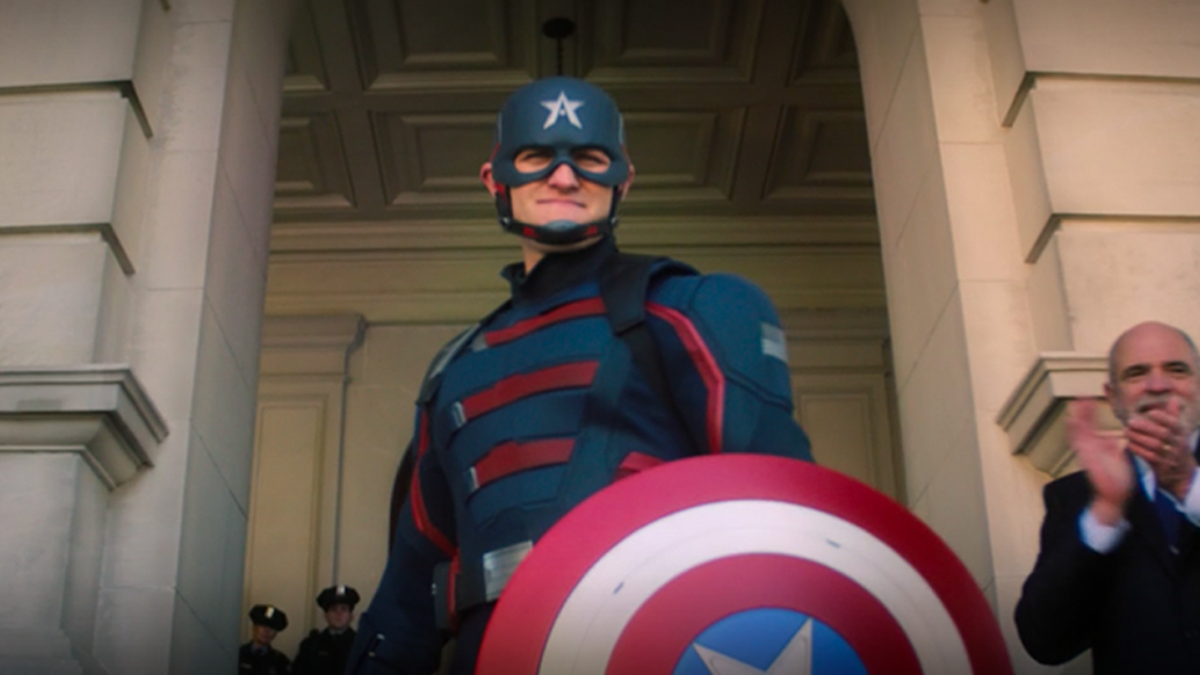 The Falcon and Winter Soldier - John Walker Captain America
