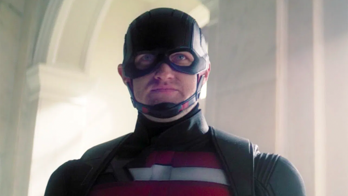 The Legacy of Captain America - US Agent