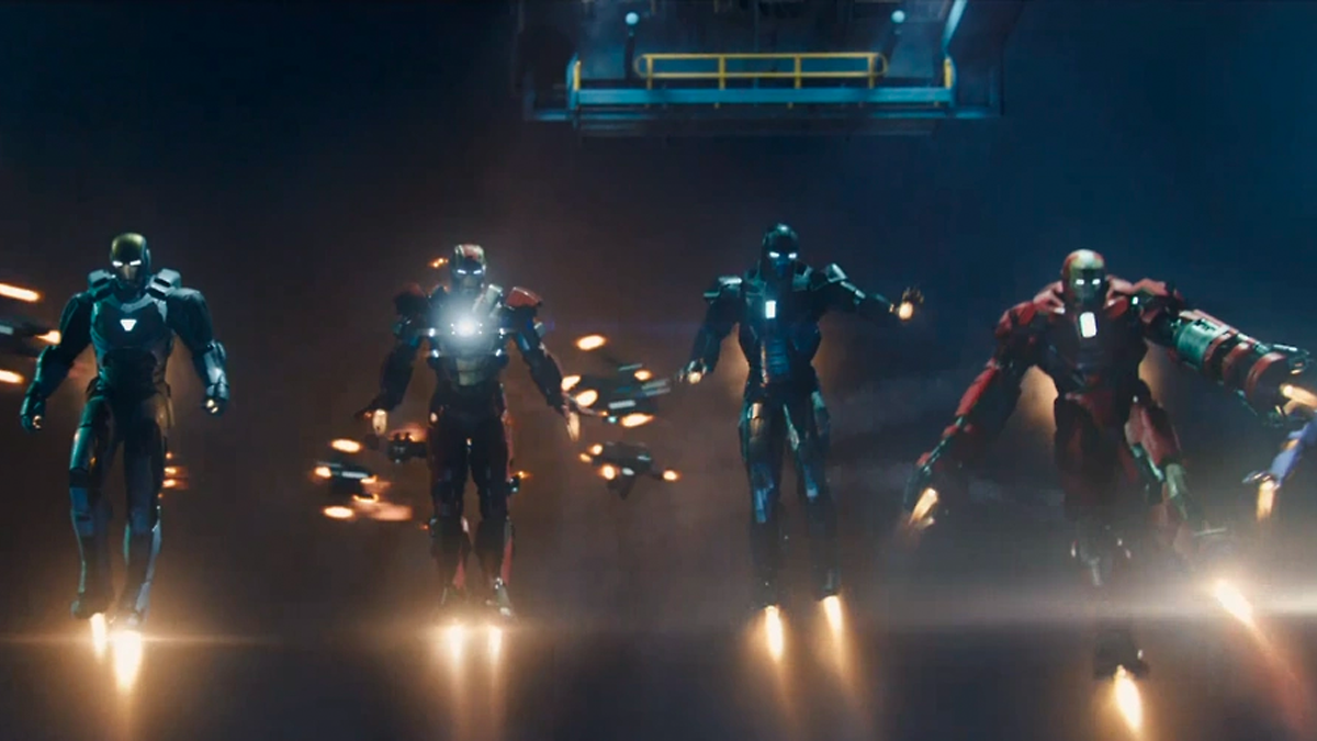 Iron Man: Making the Unbelievable (Kind Of) Believable - Iron Man 3 Suits
