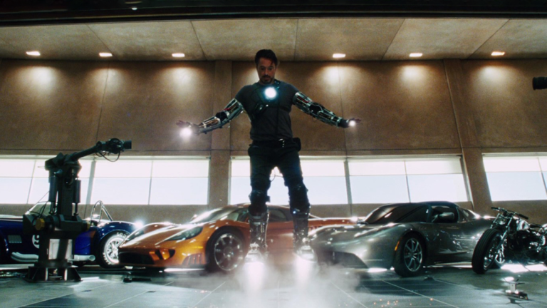 Iron Man: Making the Unbelievable (Kind Of) Believable