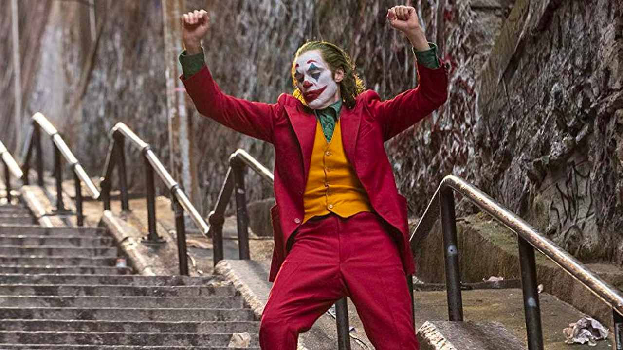 Joker - Stairs