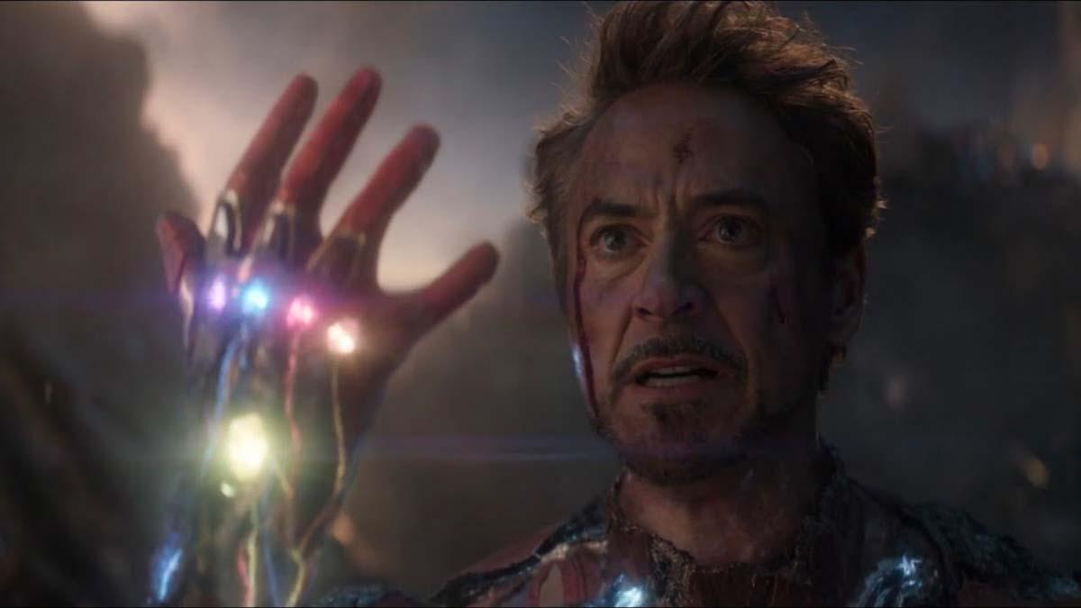 Iron Man: The Evolution of a Hero - Endgame I Am Iron Man