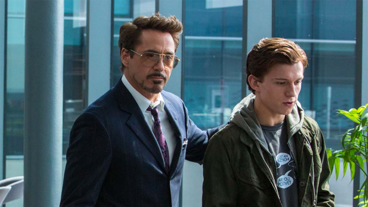 The MCU and Reinventing Previous Adaptations - Tony and Peter