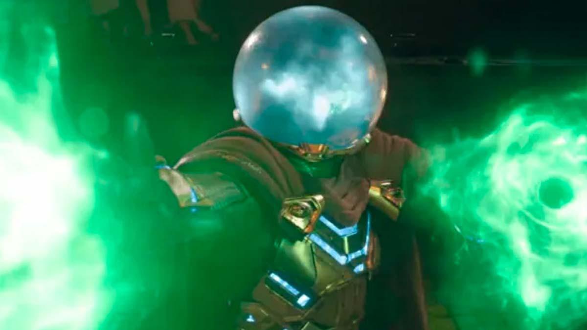 The MCU Reinventing The Comic Books - Mysterio