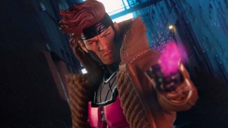 Mezco Gambit Review