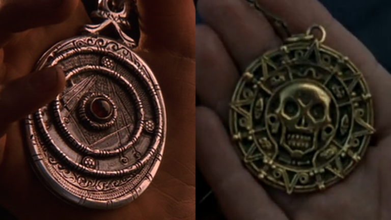 Pirates of the Caribbean and The Mask of Zorro are basically the same movie…