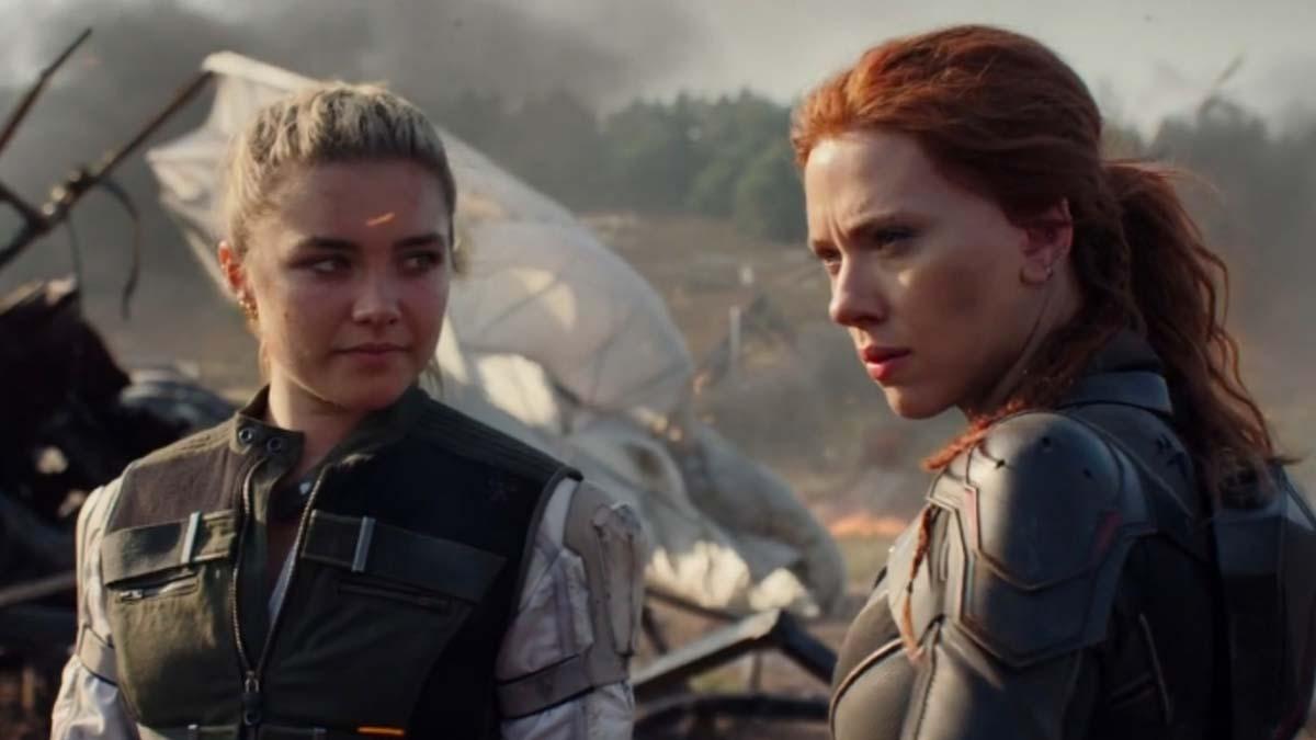 Black Widow - Yelena and Natasha