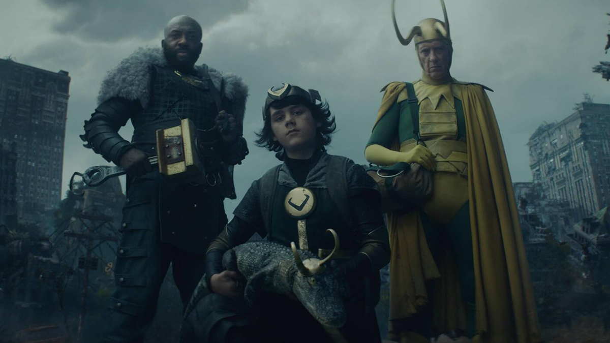 Loki Raises the Stakes for the Entire MCU - Variants