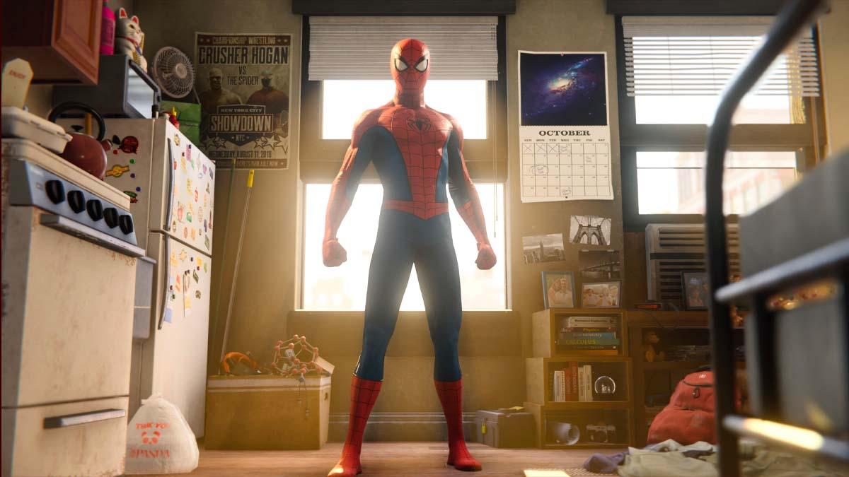 Marvel's Spider-Man - Peter's Apartment