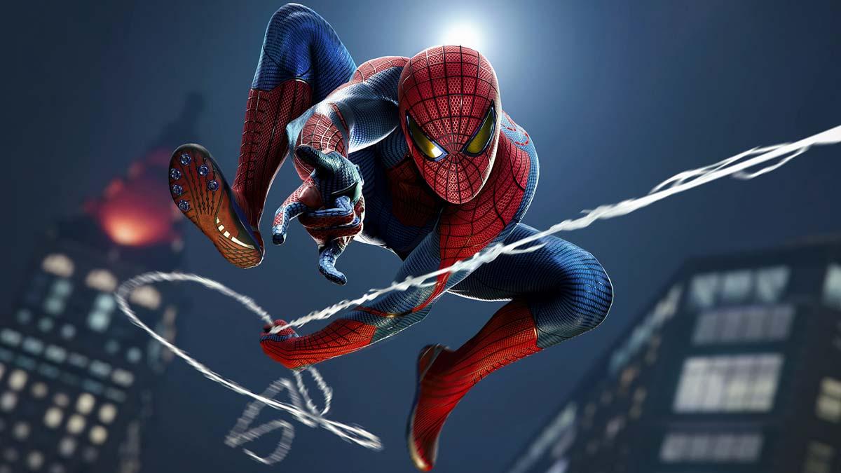 Marvel's Spider-Man- Remaster