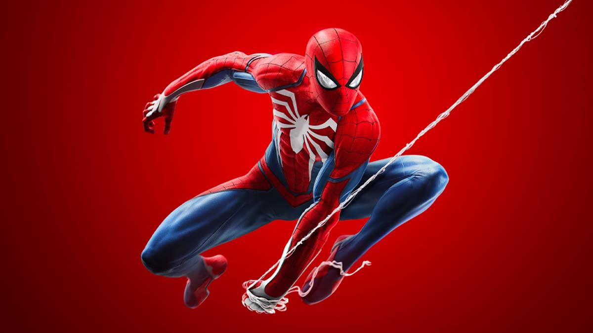 Marvel's Spider-Man - Cover