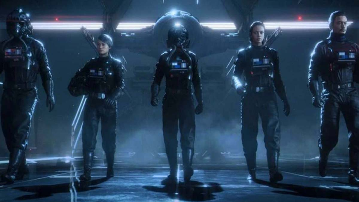 Star Wars Squadrons - Imperial Pilots
