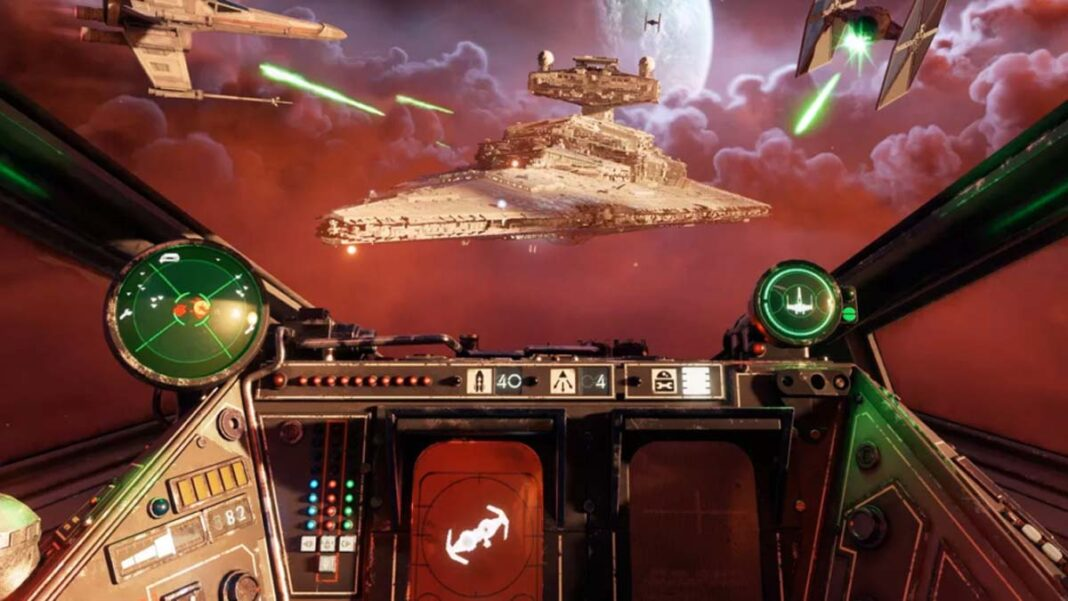 Star Wars Squadrons - Site Cover