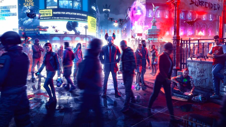 Watch Dogs: Legion and Blending a Formula with Something New
