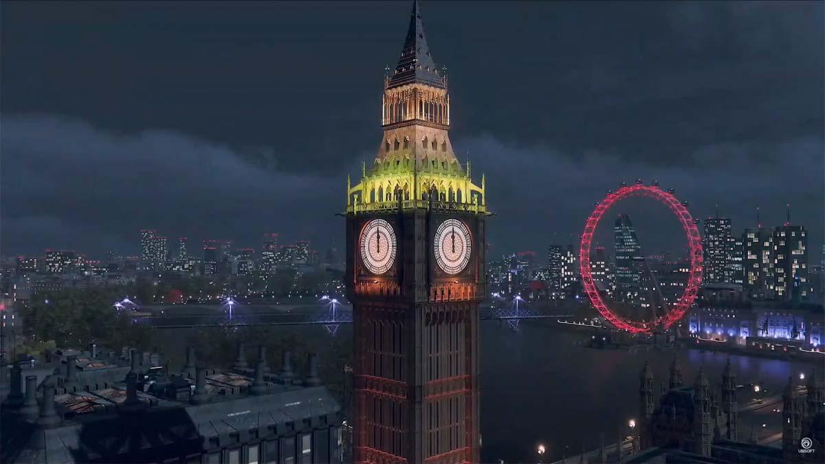 Watch Dogs: Legion - London Screenshot